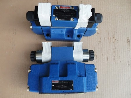 REXROTH 4WE 6 W6X/EG24N9K4/V R900908486 Directional spool valves