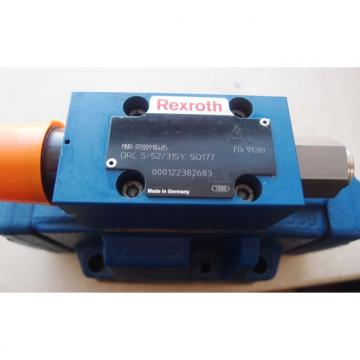 REXROTH 4WE 10 R5X/EG24N9K4/M R901278784 Directional spool valves
