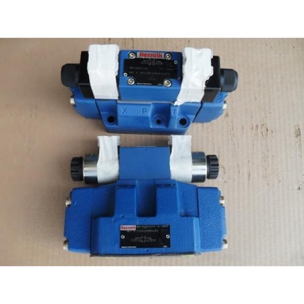 REXROTH 4WE 10 C3X/OFCW230N9K4 R900533250 Directional spool valves #1 image